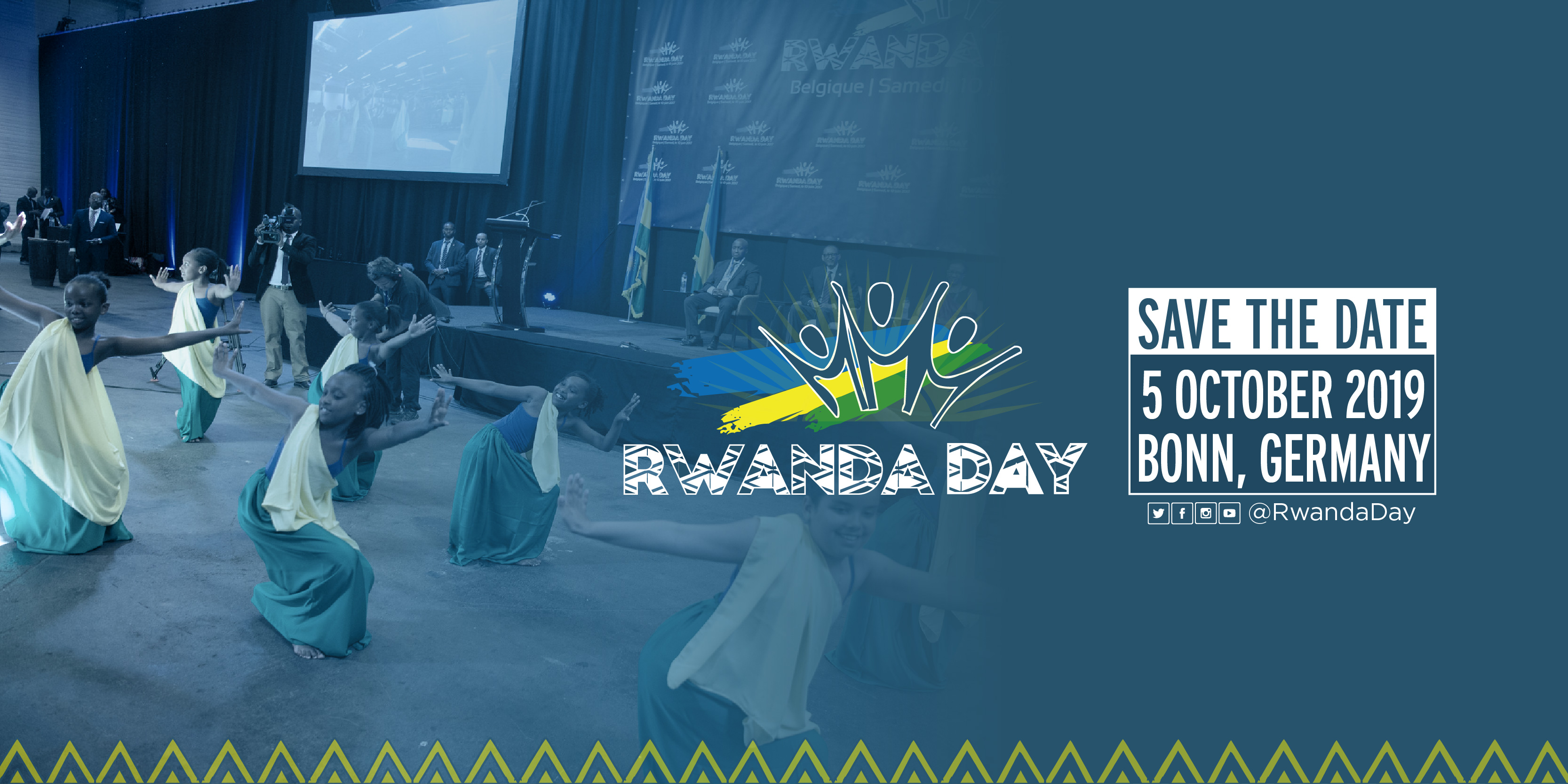 Rwandaday postponed